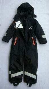 Swedish brand original single children s piece ski suit cotton warm cold 90 1403 election
