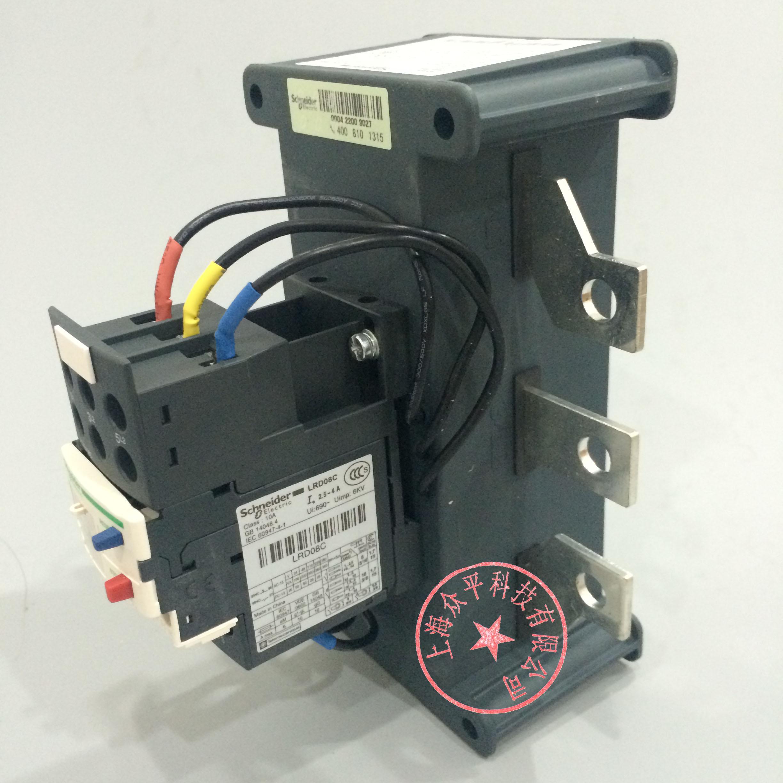 施耐德(工博士)热过载继电器LRD483C 124-198A 开票