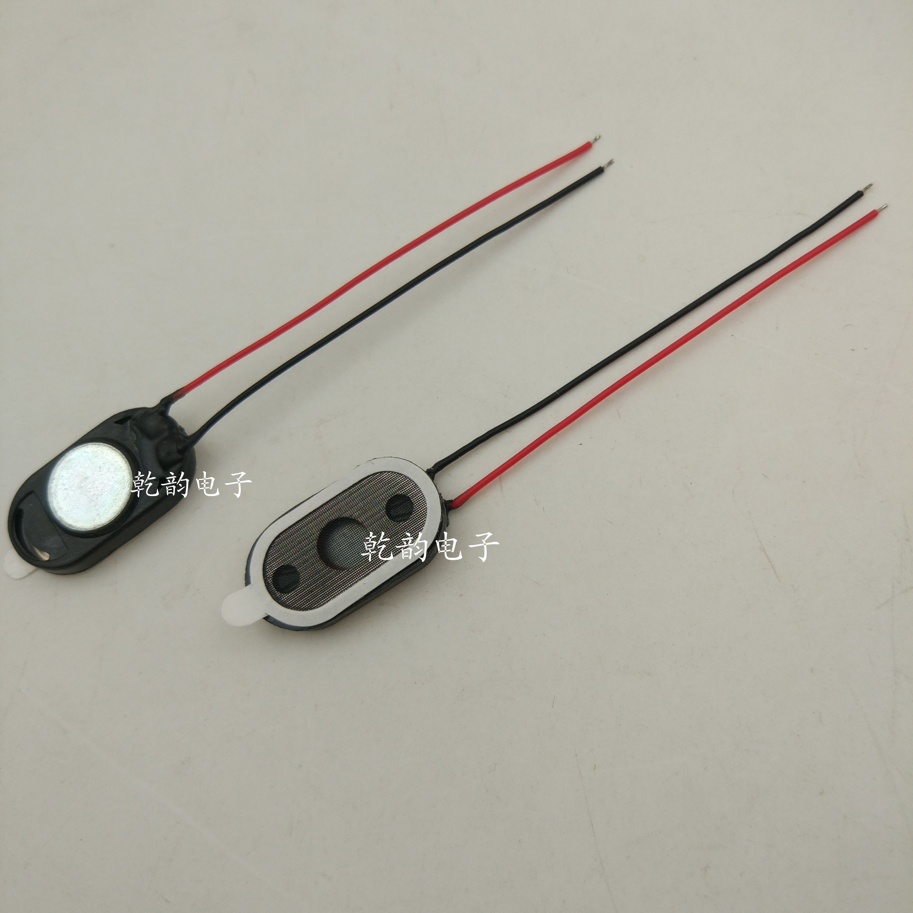 手�C微型喇叭 �E�A形�P�器 1018 厚4mm 1W 8�W 10mm*18mm GPSMP3
