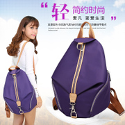 Nylon backpack schoolbag casual women fashion new woman bag backpack Oxford ladies satchel