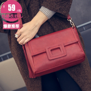 Lake of fire fall/winter new style woman bags, Japan and South Korea ban Chao shoulder Messenger bag simple retro fashion mini party package