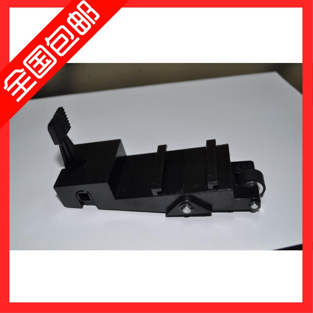 皮卡刻字机压纸轮 CT630 900 1200割字机压纸杆刻绘机压纸座 压轮