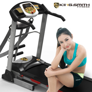 Multifunction massage belt treadmill home KINGSMITH Goldsmiths T120 folding large sports and fitness