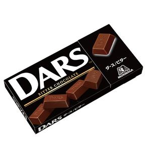 【天猫超市】日本进口 森永DARS达诗黑巧克力42g/盒 风靡日本