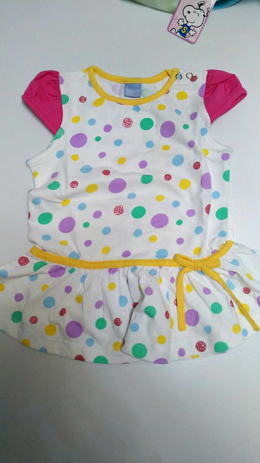 正品丽婴房童装裙子连衣裙特价裙夏款清剪标不退不换纯棉裙
