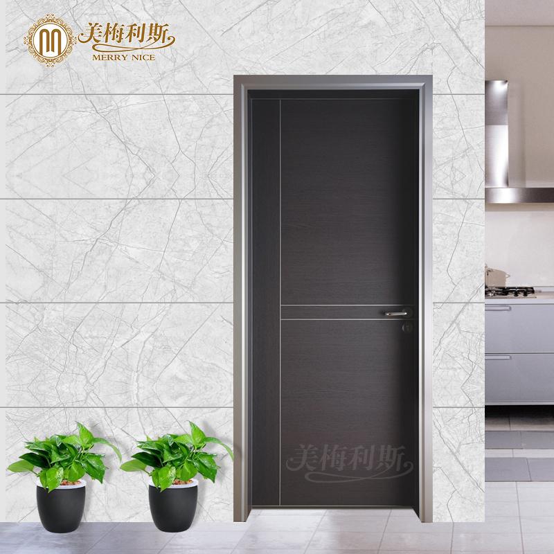 生态门钛镁铝合金室内卧室套装KTV铝木强化简约现代环保包安装S29