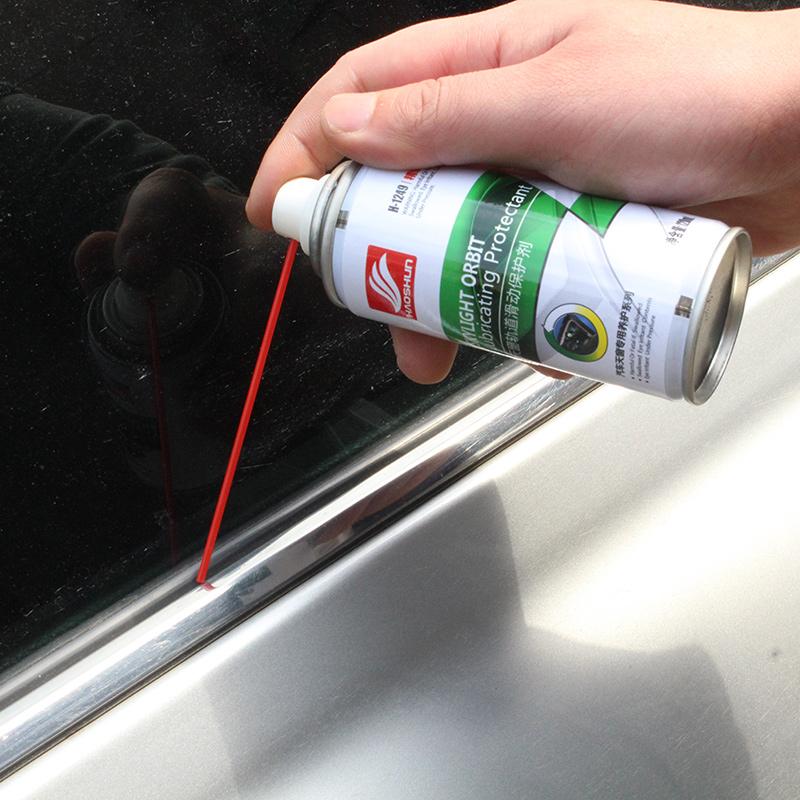 好顺车窗润滑剂汽车电动玻璃车窗润滑剂保养轨道润滑剂升降润滑剂