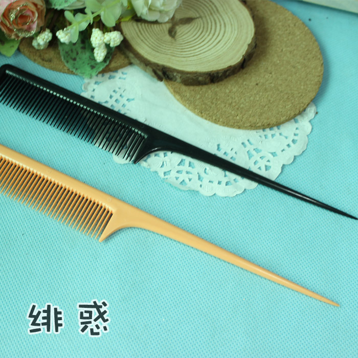Feishuo BJD baby hair modeling commonly used comb tip tail comb 1 price DIY hand tools