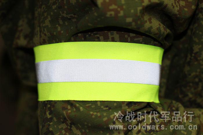 Россия совершенно новый специальный тип солдаты русский армия фанатов флуоресценция признание отражающий нарукавная повязка армия одежда на липучках знак