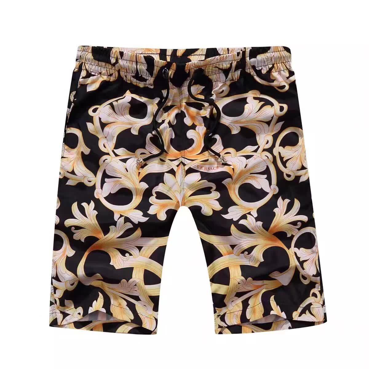 Летняя мужская одежда полиэстер шорты, которые пляж штаны большой тонкий в европе и америке тайд