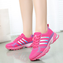 Male fan bingbing, run with the han edition wear-resisting breathable sneaker lovers in paragraph three bar running shoes casual shoes men's and women's shoes