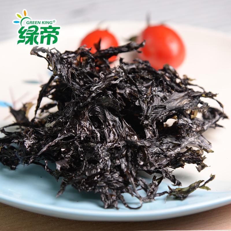 绿帝紫菜55g 头水紫菜海笞 福建特产海产品海鲜干货