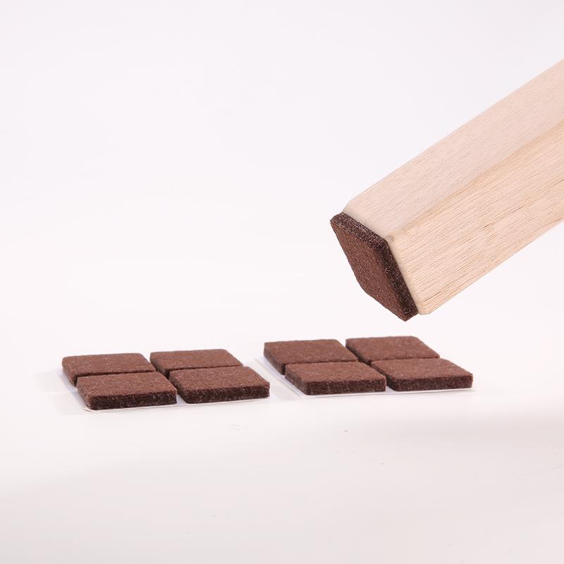 加厚桌椅脚垫毛毡桌脚垫耐磨静音椅脚垫保护套防滑防刮家具保护垫
