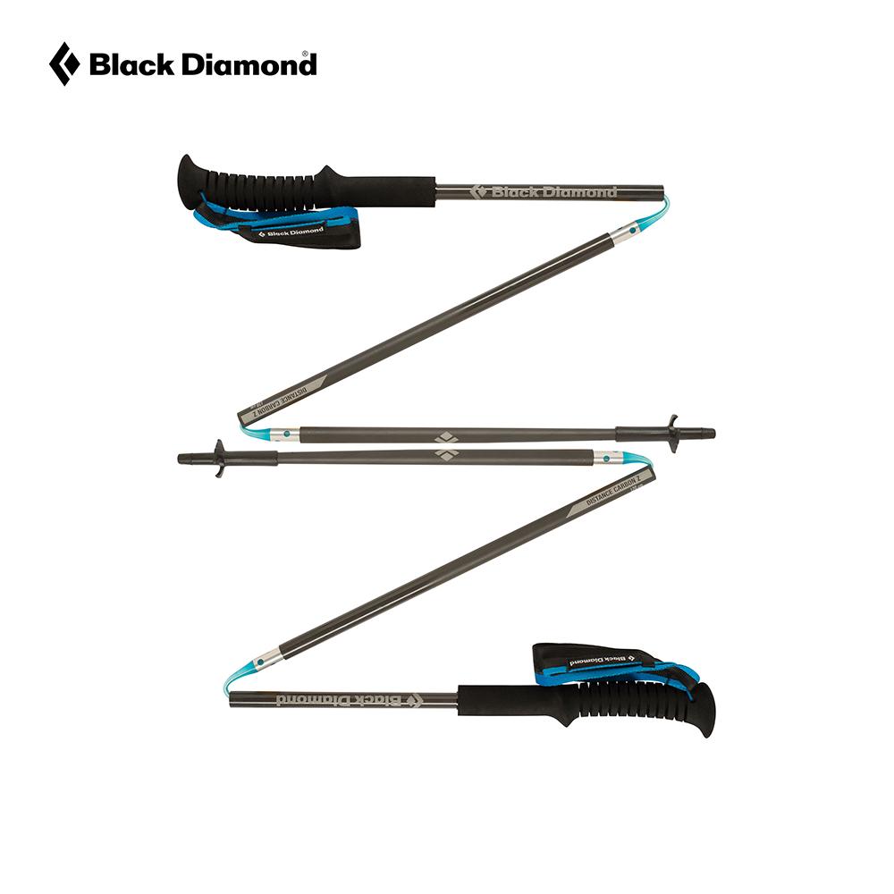 BD黑钻 Distance Carbon 碳素可折叠杖登山杖徒步杖手杖112177