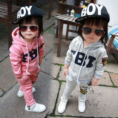 8ce259db3 0-1-2-3 - year - old girl winter suit the new 2014 han edition ...