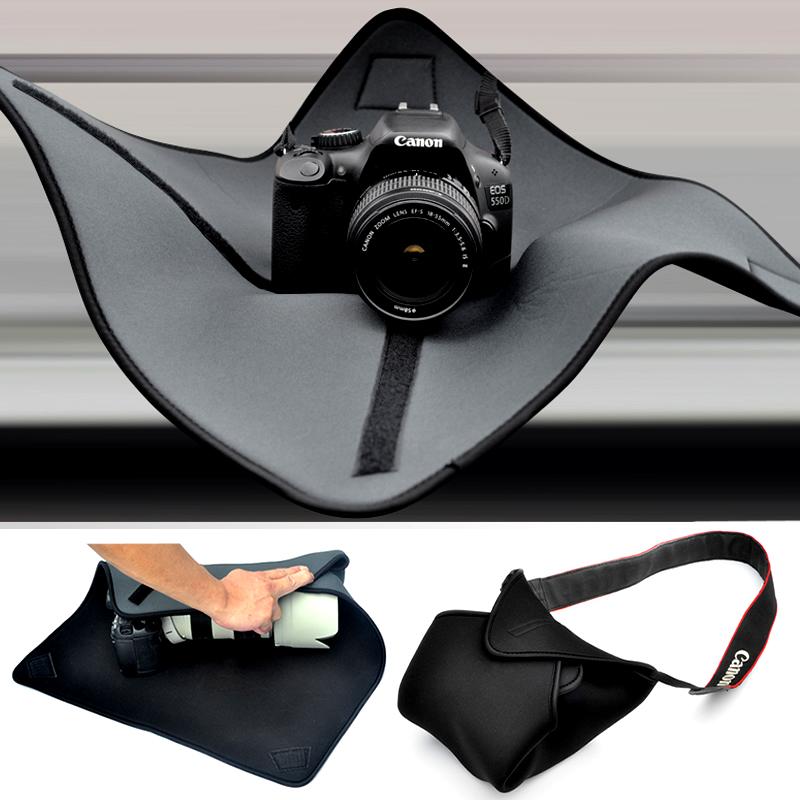 百变 百折布 相机背包单反内胆镜头袋包裹布摄影三脚架云台