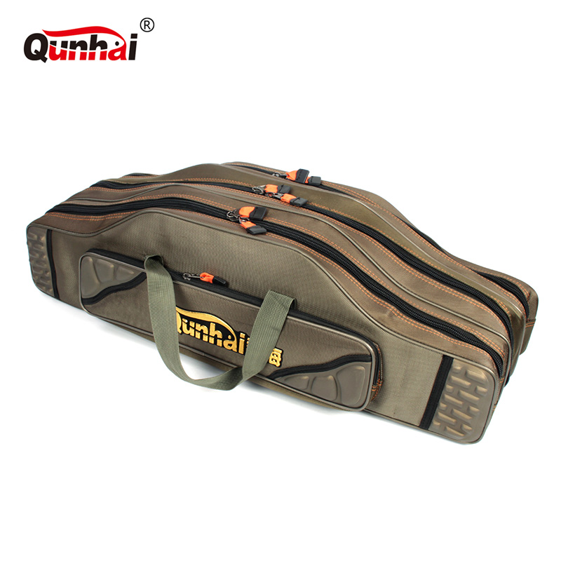 Fishing gear bag 80cm 90cm1 m 120 big belly fishing rod bag fishing bag sea rod bag fishing gear bag fishing rod bag