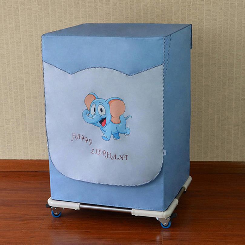 海爾滾筒洗衣機罩全自動6 7 8 9 10公斤kg防水防曬 加厚套子