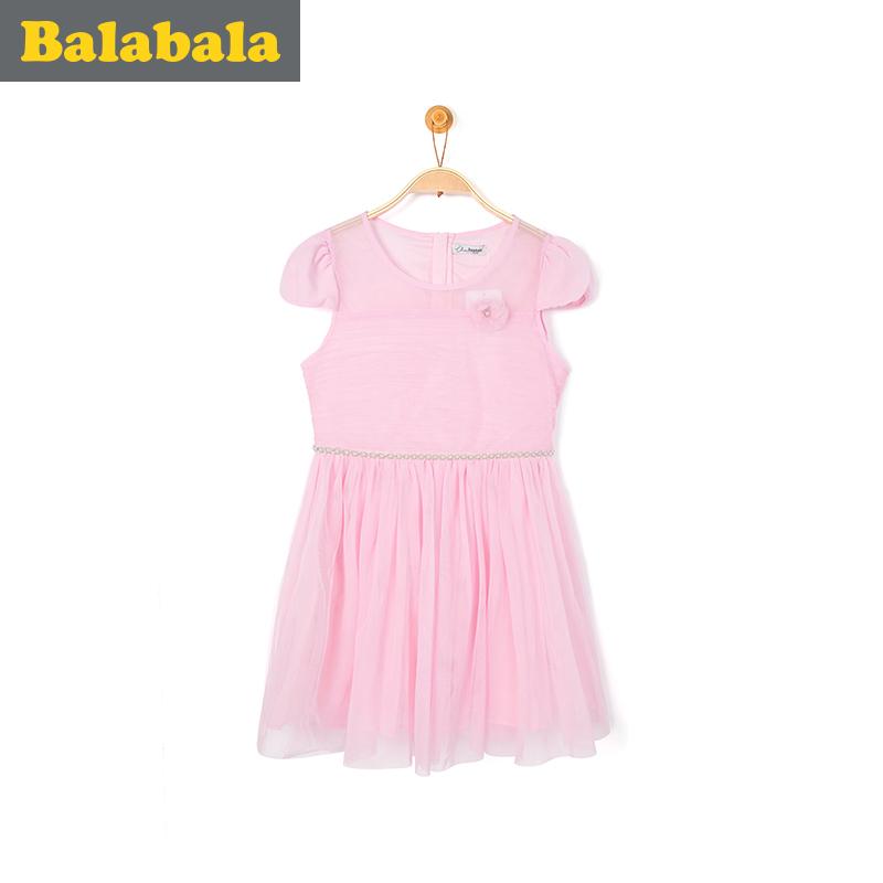 巴拉巴拉中大童公主學生裙