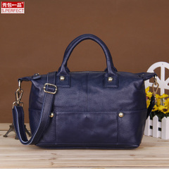 Show packs a 2015 winter new style handbag fashion shoulder bag wild ladies leather satchel bags women
