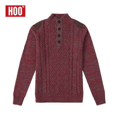 b4ff3a2f Hoo brand children's wear 8031 teenagers render unlined upper garment  sweater big boy all cotton sweaters autumn/winter 140-175 on JoinTaobao.com