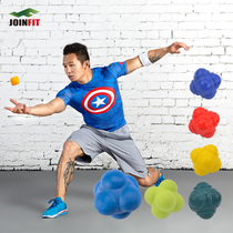 Joinfit medium Difficulty Six corner reaction ball tennis ping-pong reaction speed
