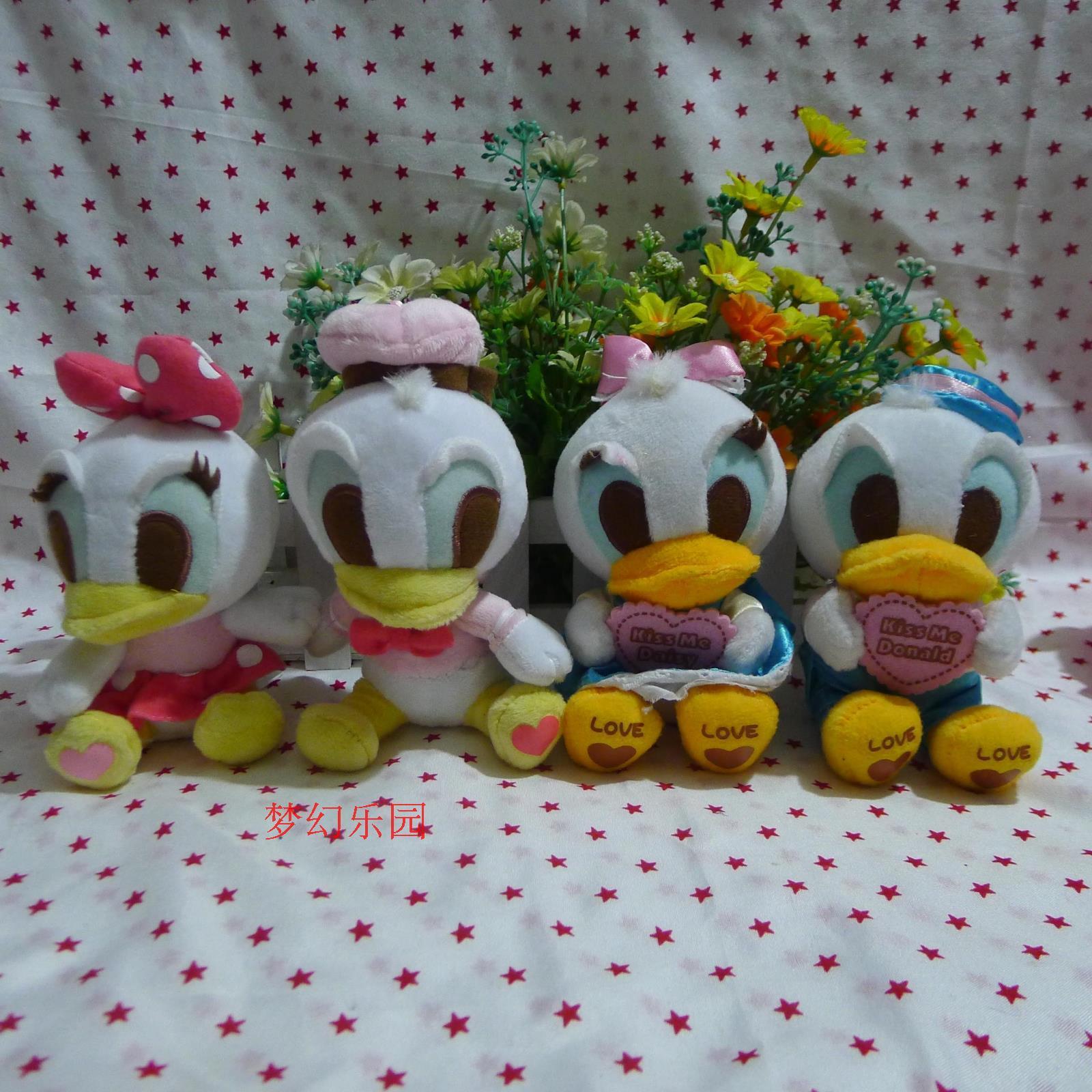Оригинальные внешней торговли dandishinizhi Дональд Дак, Микки Маус, Дональд и Дейзи DonaldDaisy день Святого Валентина подарки