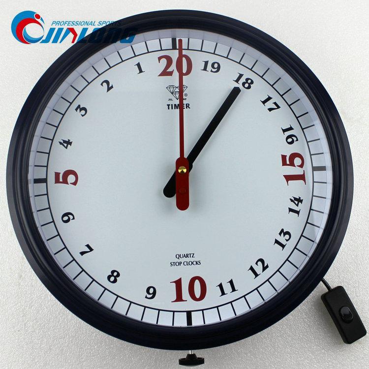Подлинный баскетбол конкуренция синхронизация колокол баскетбол колокол баскетбол матч таймер прямо обмен двойной лить синхронизация часы