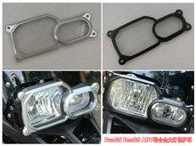 摩托车宝/马F800GS ADV F700GS 13-18大灯保险架保护网铝合金边框