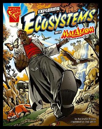 【预售】Exploring Ecosystems with Max Axiom, Super Scient