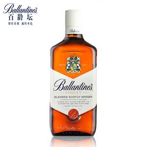 Ballantine百龄坛苏格兰特醇威士忌500ml进口洋酒