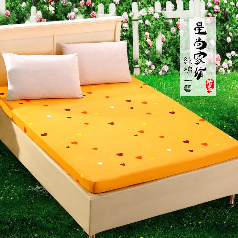 全棉床罩3 4 5 6 7 8 9 10cm厘米高厚度棕墊薄墊 純棉床笠床單