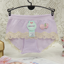 Cool the K2037 they triangle milk renewable fiber underwear Article 5 package mail lace lace