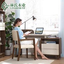 Кабинеты > Письменный стол + Книжный шкаф .