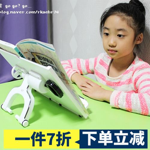 Импорт из южной кореи студент anti-близорукость чтение полка ребенок сидящий исправлять положительный устройство видение защита полка читать чтение полка