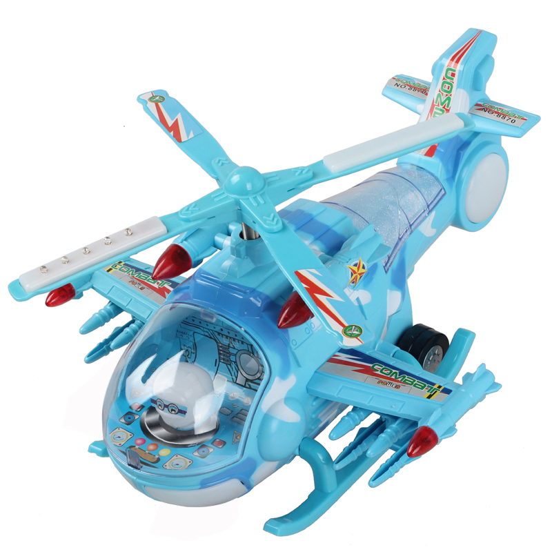 children 's toy electric helicopter two or three years old baby boy 2-3-4