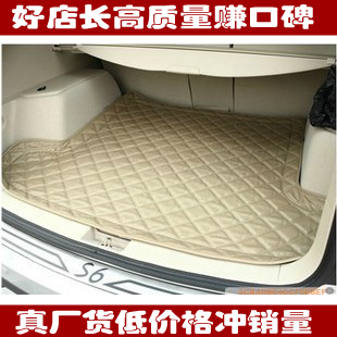 Waterproof non slip leather car trunk mat special car trunk mat Volkswagen Jetta Bora Magotan Lavida