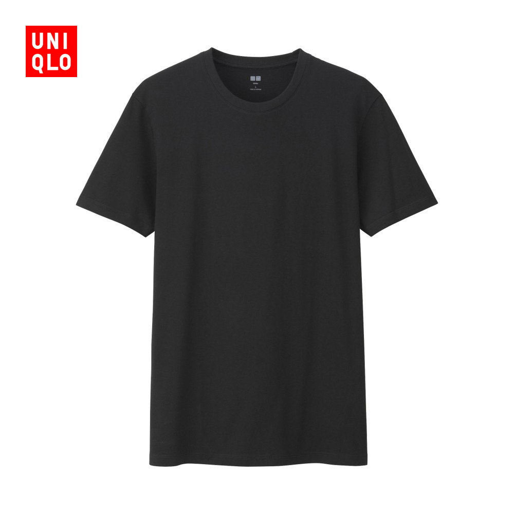 男裝 SUPIMA COTTON圓領T恤 短袖  180703 優衣庫UNIQLO