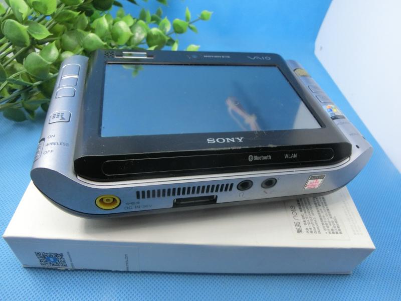 索尼VGN-UX17C 微型笔记本 30G 迷你口袋本 蓝牙 WIFI 收藏
