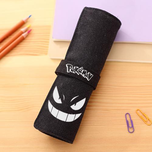 口袋妖怪 文具盒 筆袋 周邊 耿鬼 神奇寶貝 寵物小精靈 皮卡丘