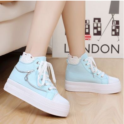 New high top shoes for children in spring and autumn of 2020