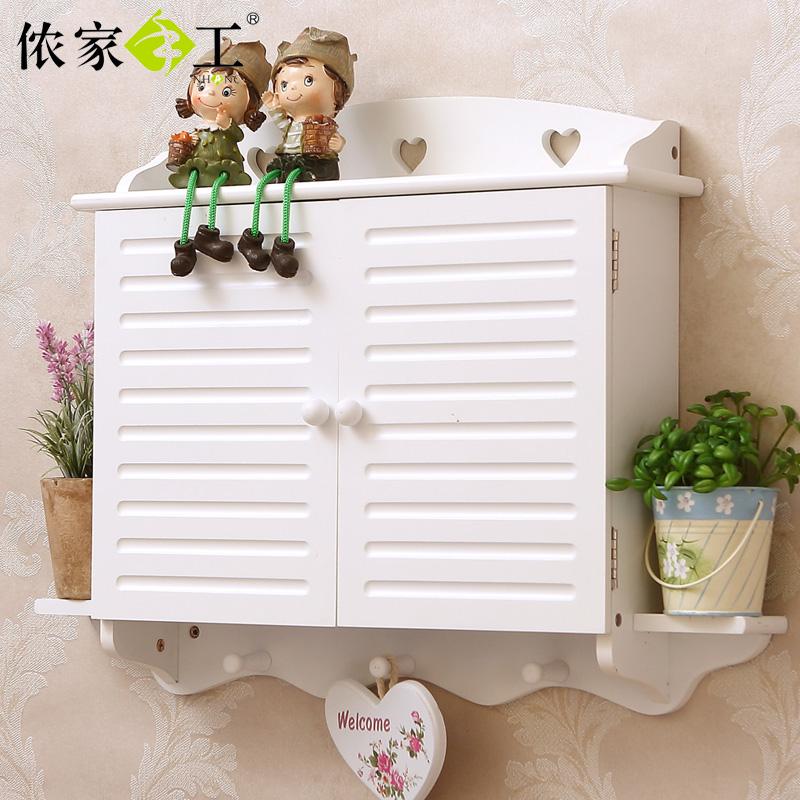 儂家 田園百葉實心電表箱 裝飾遮擋箱 配電箱裝飾盒箱裝飾壁飾