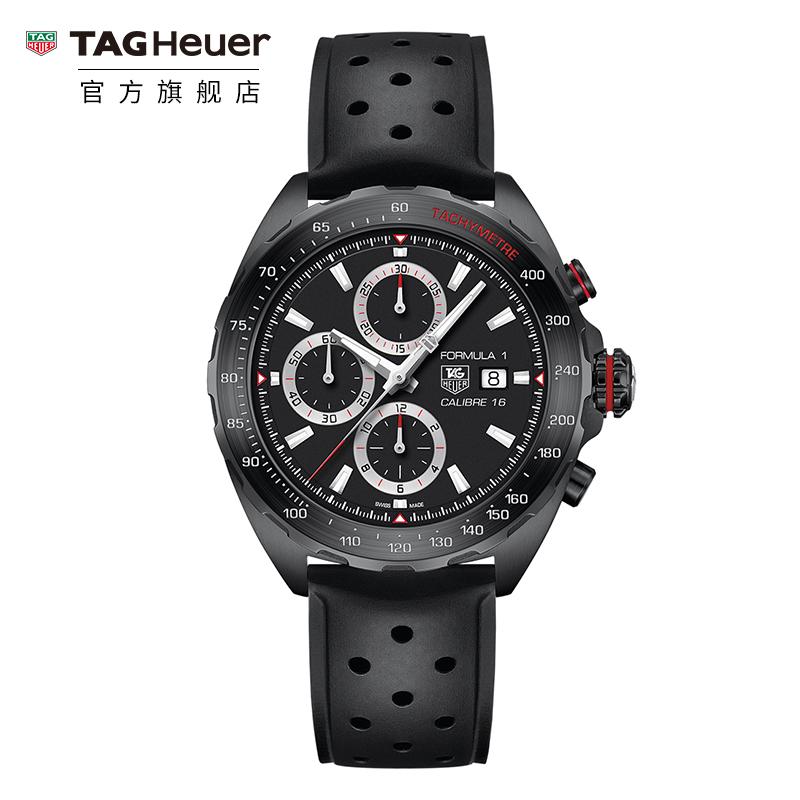 TAG Heuer泰格豪雅F1系列瑞士防水自动机械表男表CAZ2011.FT8024