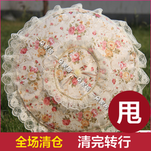 Japanese wild cherry export grade fabric lace fan cover fan cover fan cover dust cover