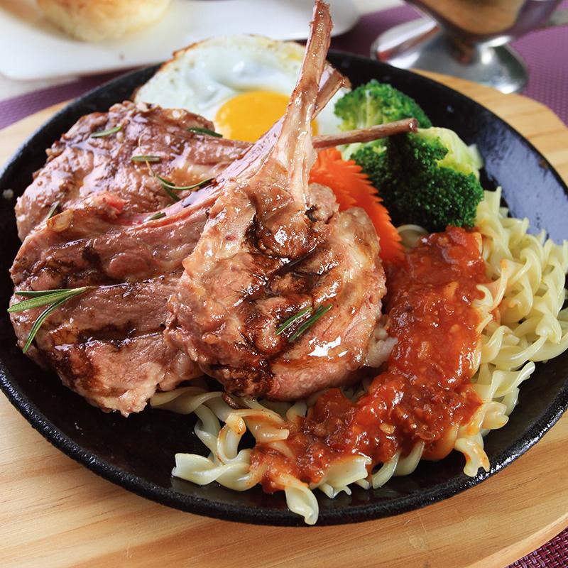 聯豪 法式羊排 法式風味 西餐廳專供 180g 10份包郵