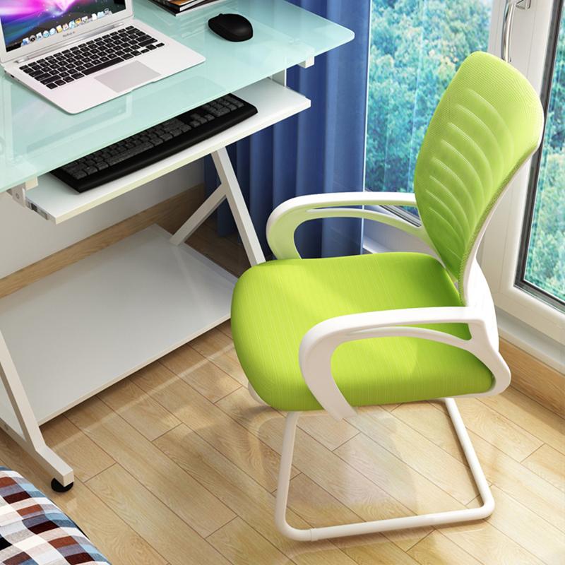 凡積 家用電腦椅 辦公椅老板椅 轉椅 弓形椅職員椅座椅子