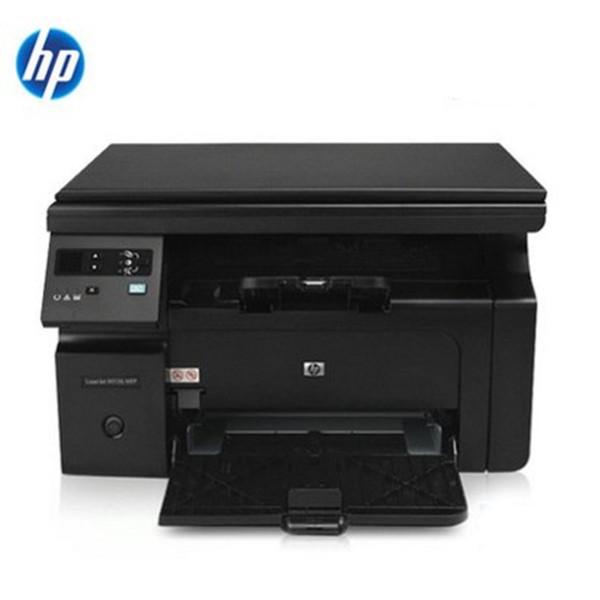惠普HP M 1136 黑白激光多功能激光一体机 HP 1136打印机