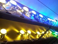 百曜LED4W点光源4W贴片点光灯DC24V点光源LED 9W点光源户外点光源