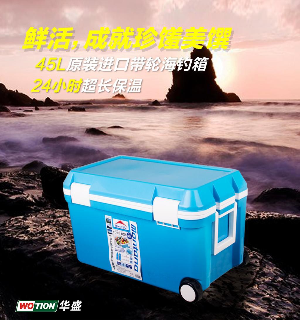 Иморт из японии сохранение тепла коробка 46L портативный тележка автомобиль на открытом воздухе холодный тибет коробка иностранных продавать доставка коробка Hs460