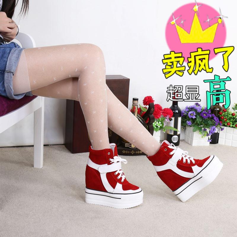 Гао Pafei подлинной европейской моды сапоги весна/лето 2015 заклинание цвет hight вырезать женщин обувь высокой платформы обувь